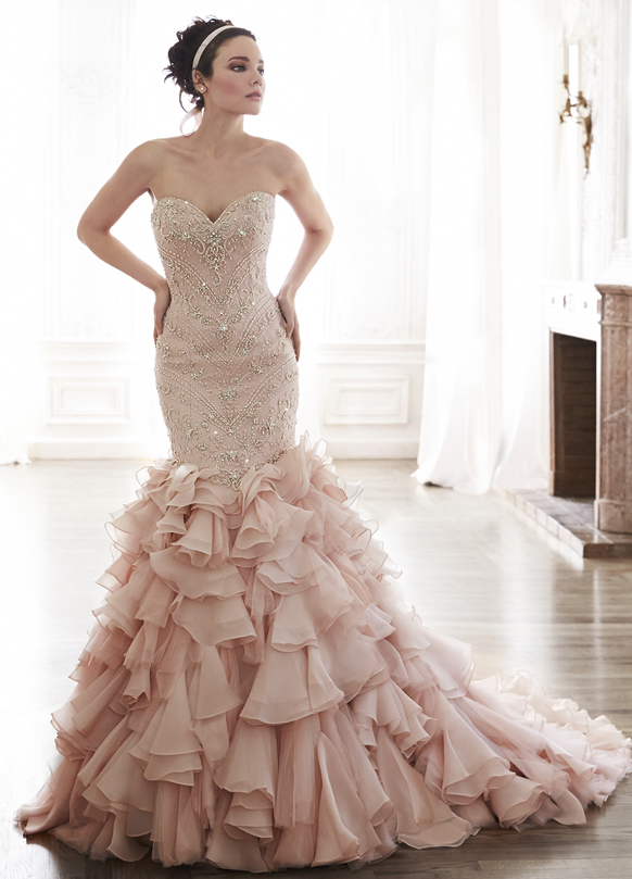 Get Married in Vegas Top 5 Glam Wedding Dresses